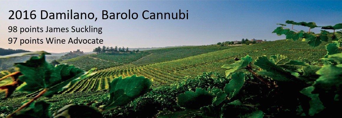 2016 Damilano, Barolo Cannubi