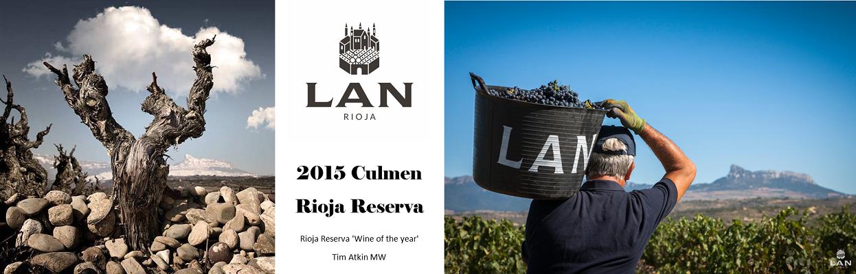 Rioja Reserva - Wine of the Year