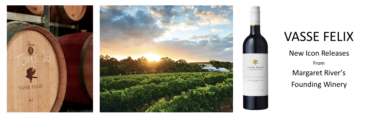 New Icon Releases From  Margaret River's  Founding Winery