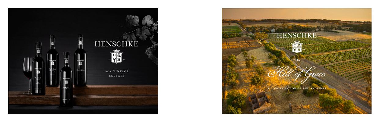 2016 Henschke - Eden Valley - NEW RELEASES