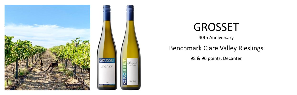 Grosset - Benchmark Clare Valey Riesling