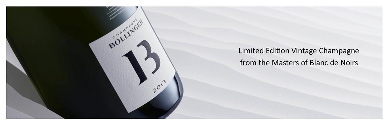 Bollinger Limited Edition 'B13'