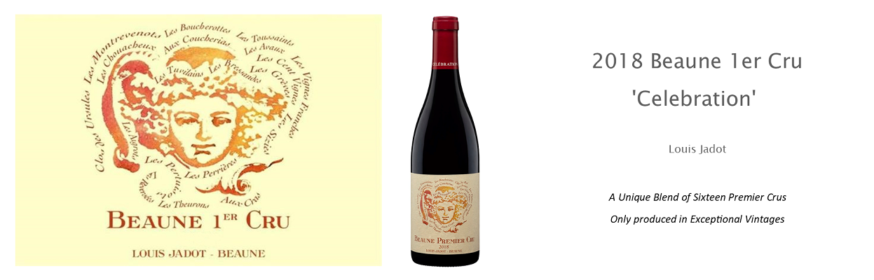 4th Edition of Louis Jadot's Special Cuvee Beaune 1er Cru