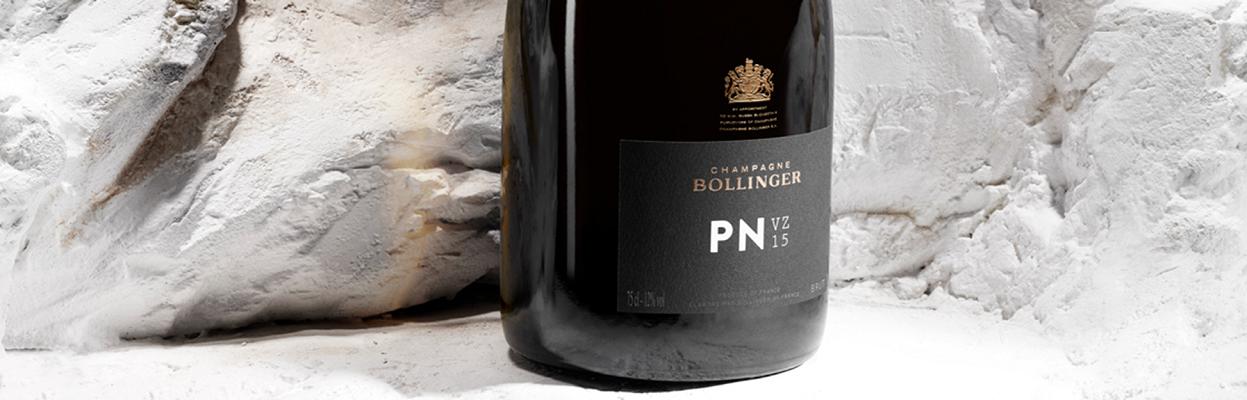 Bollinger PN VZ15 - New Cuvee