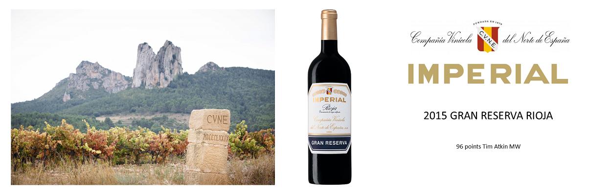 2015 IMPERIAL, Gran Reserva Rioja
