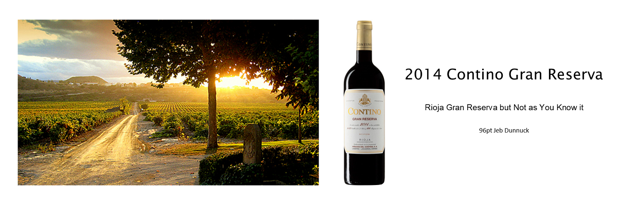 2014 Contino - looking back to move forwards