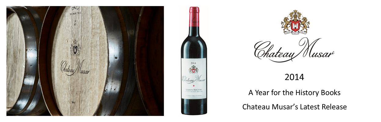 2014 Musar - New Release