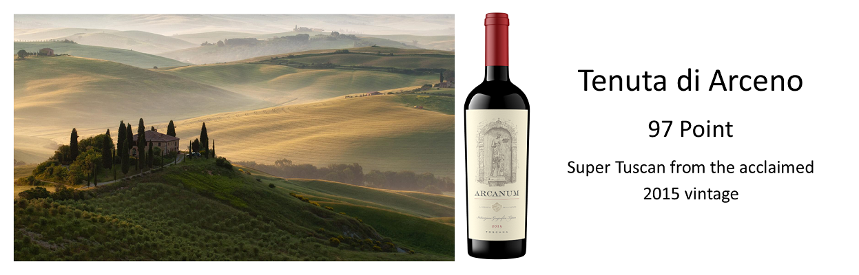Super Tuscan Discovery