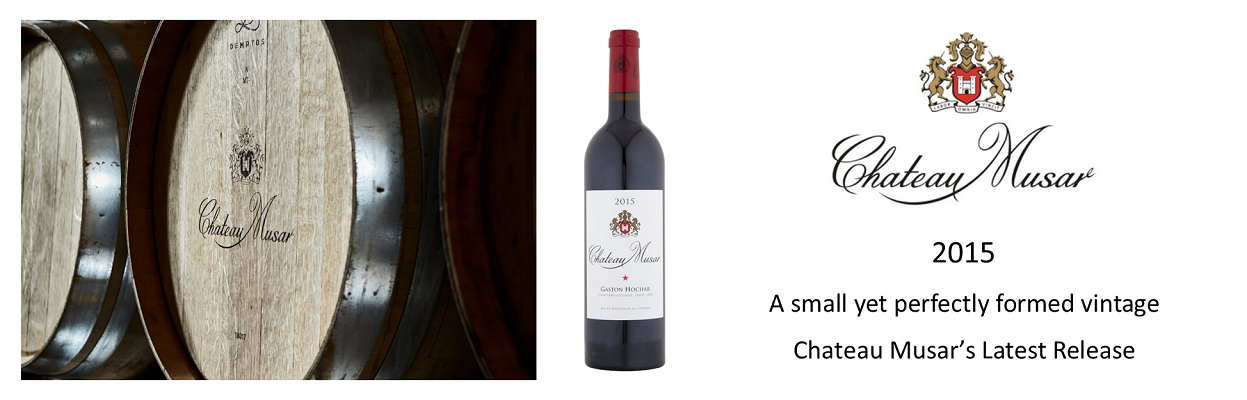 2015 Chateau Musar