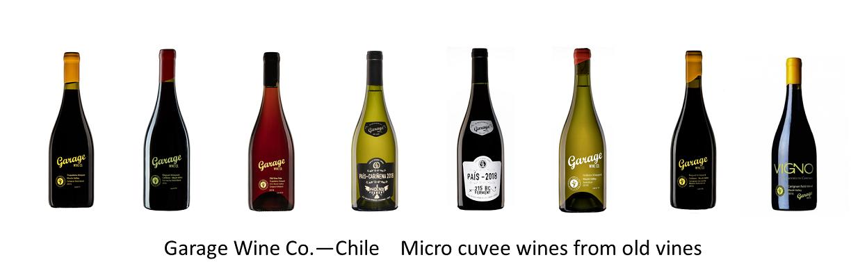 Garage Wine Co. - Chile