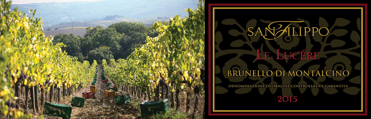 2015 Brunello - Wine Spectator No.3 Wine of the year