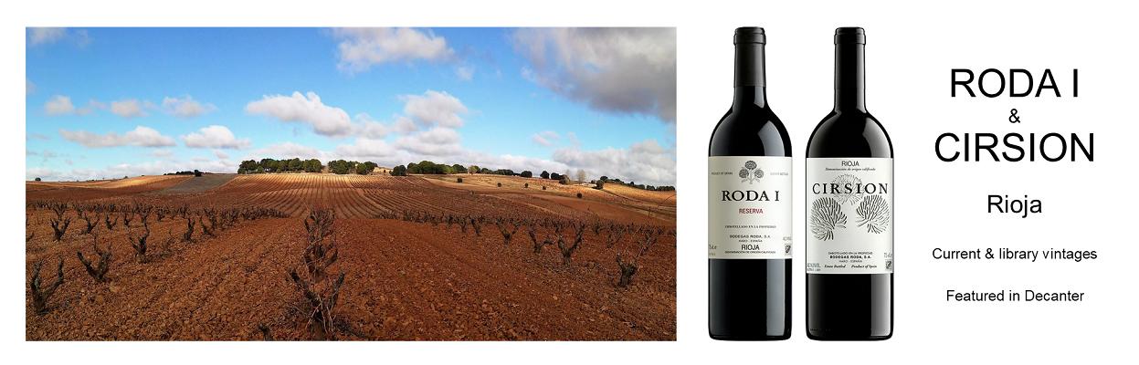 Roda Rioja - Featured in Decanter