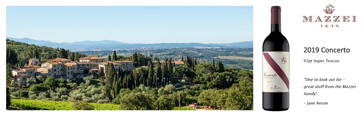 Triumphant Return of one of the Original Super Tuscans
