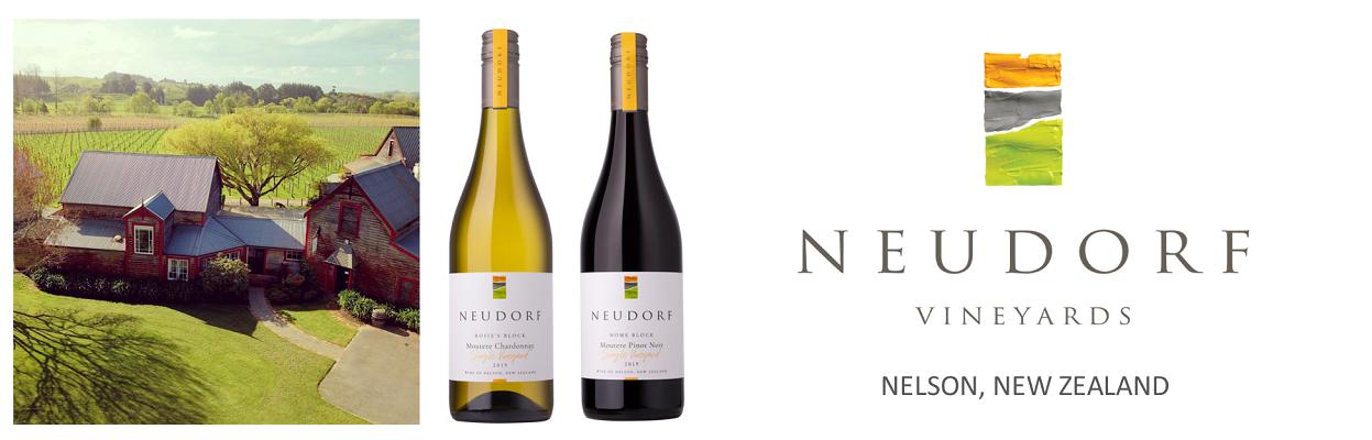 Pioneering Pinot & Charismatic Chardonnay