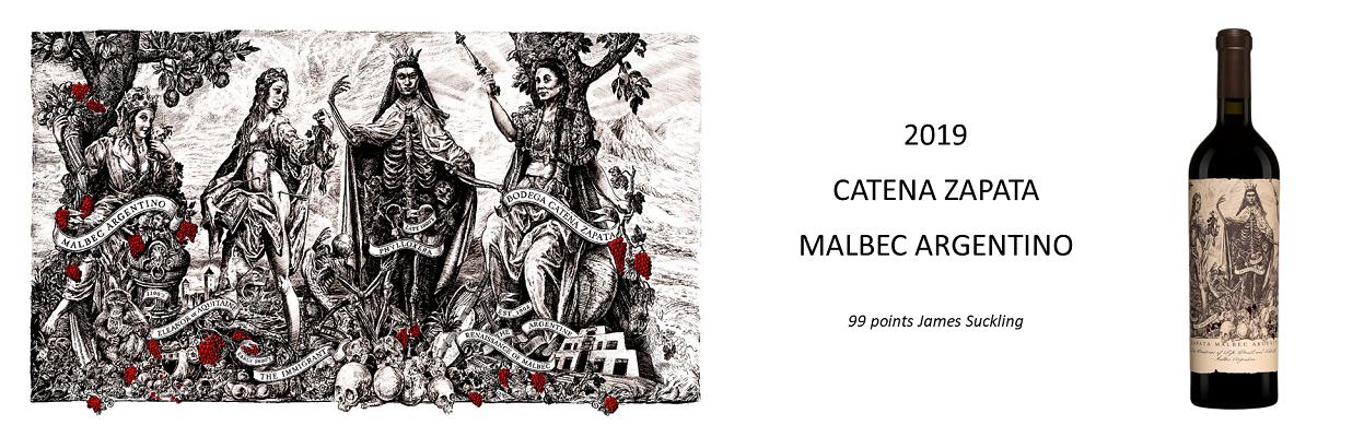 99 point Argentino Malbec