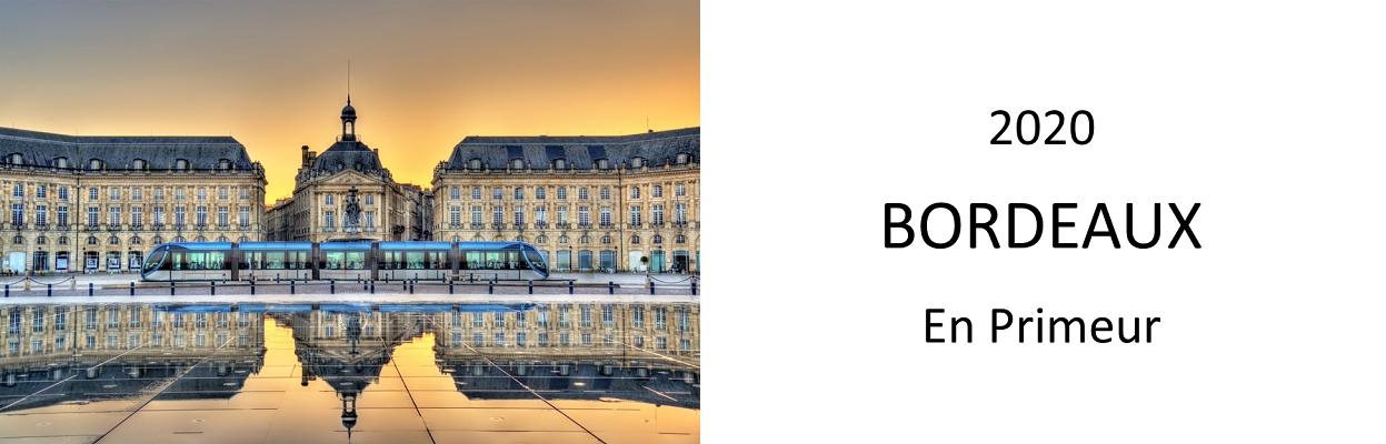 2020 Bordeaux En Primeur