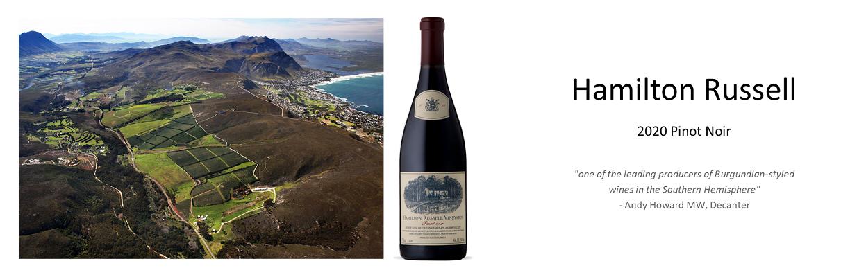 Benchmark S. Hemisphere Pinot Noir