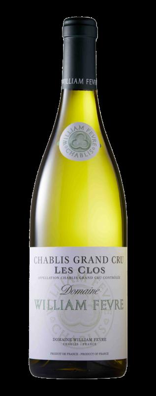 2009 William Fevre, Chablis Clos, 12x750ml