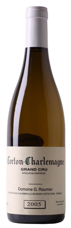 2005 Georges Roumier, Corton Charlemagne