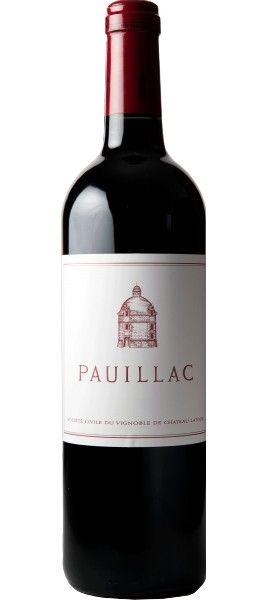2011 Pauillac De Latour