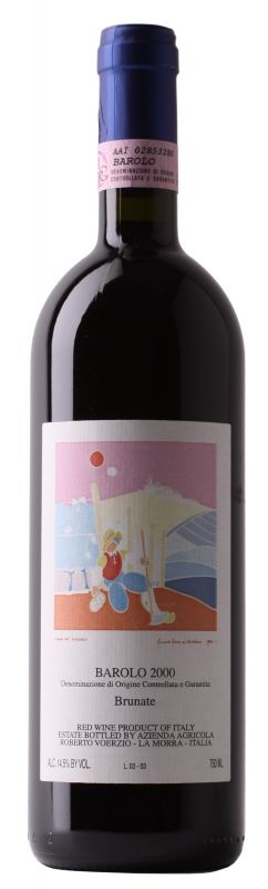 2005 Roberto Voerzio, Barolo Brunate, 12x750ml