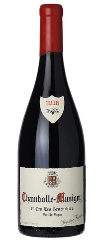 2016 Fourrier, Chambolle Musigny Gruenchers