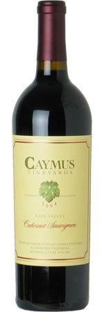 2015 Caymus, Cabernet Sauvignon
