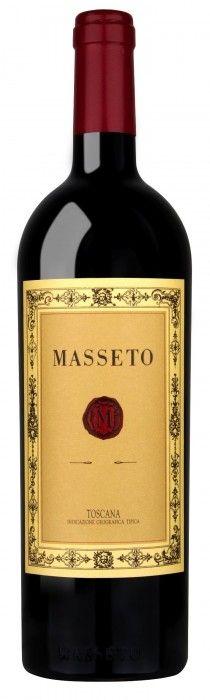2012 Masseto, 3x750ml