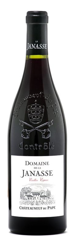 2012 Janasse, Chateauneuf Du Pape VV, 6x1.5ltr