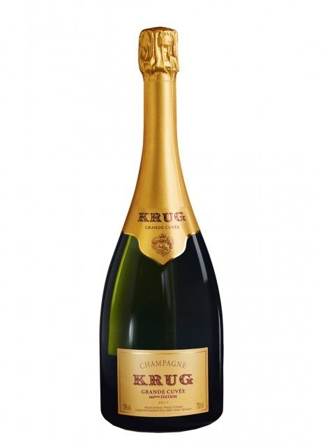 Krug, Grande Cuvee Edition 167, 6x750ml