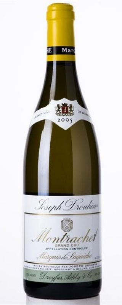 2011 Joseph Drouhin, Montrachet Marquis Laguiche, 6x750ml