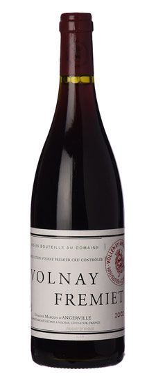 2015 Marquis d'Angerville, Volnay Fremiets