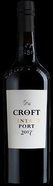 2017 Croft, 12x375ml