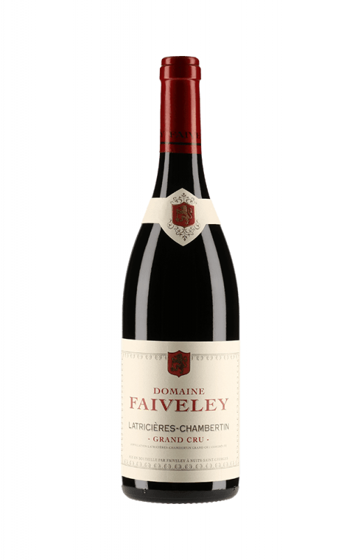 2012 Domaine Faiveley, Latricieres Chambertin, 6x750ml