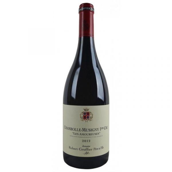 2012 Robert Groffier (Pere et Fils), Chambolle Musigny Amoureuses
