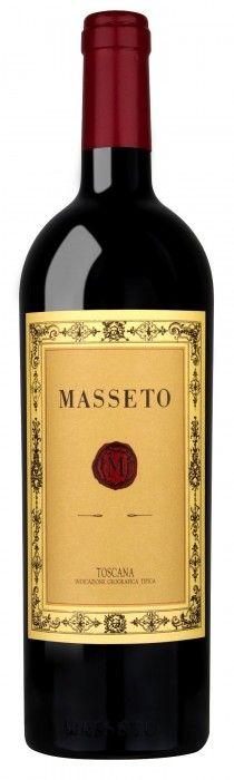2013 Masseto, 3x750ml