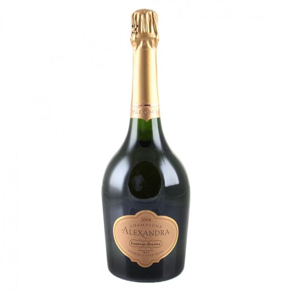Laurent Perrier, Alexandra Grand Cuvee Rose 2004