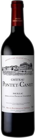 Ch Pontet Canet, 2003