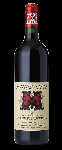 2015 Mayacamas, Cabernet Sauvignon, 12x750ml