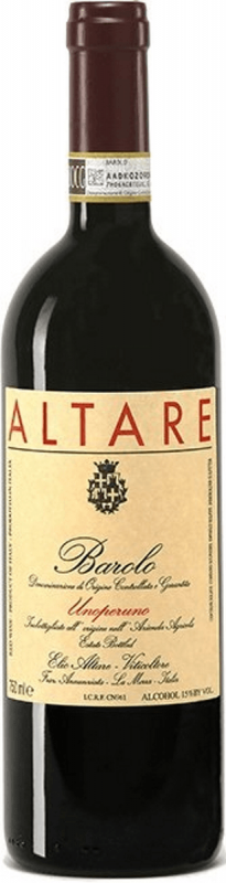2011 Elio Altare, Barolo Unoperuno, 6x750ml