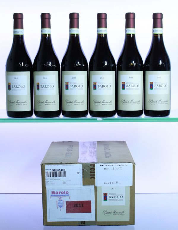 2011 Barolo, Bartolo Mascarello, 6x750ml