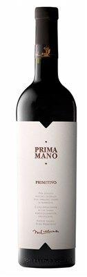 2016 A Mano, `Prima Mano` Primitivo