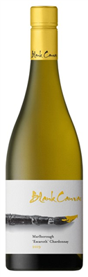2019 Blank Canvas, Escaroth Chardonnay, 6x750ml