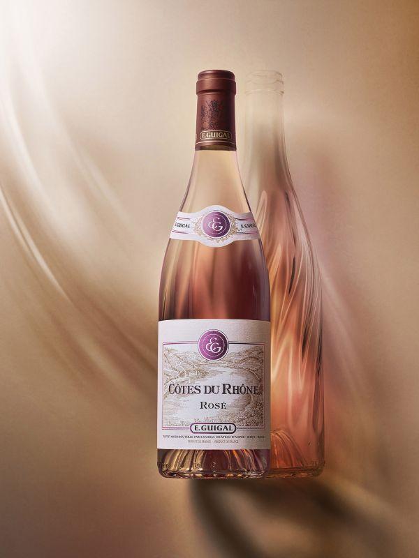2020 Guigal, Cotes du Rhone Rose, 12x750ml