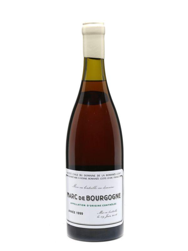 1999 DRC, Fine de Bourgogne