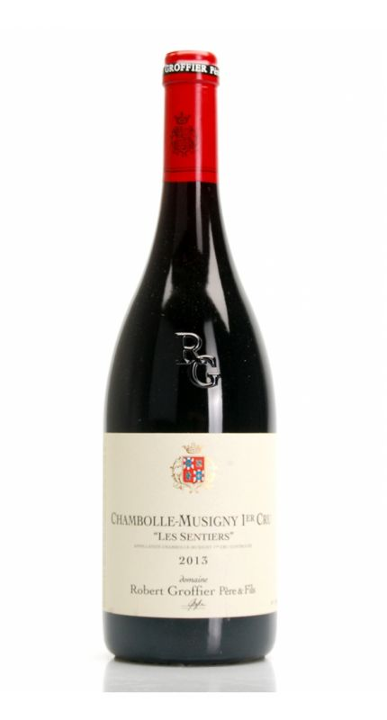 Robert Groffier (Pere et Fils), Chambolle Musigny Sentiers 2009