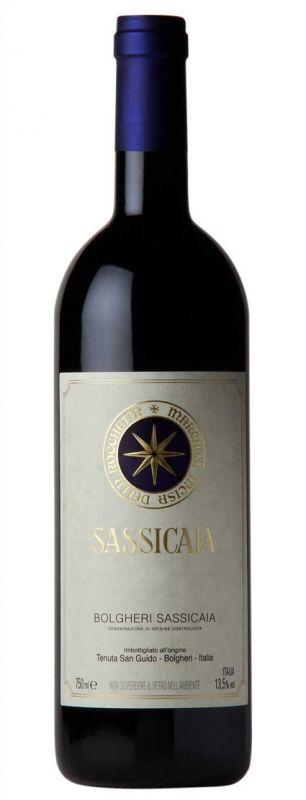 2007 Sassicaia, 6x750ml