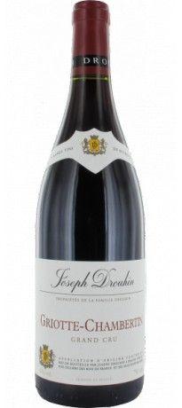 2014 Joseph Drouhin, Griotte Chambertin, 6x750ml