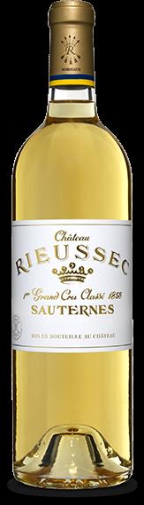 2009 Rieussec, 12x750ml