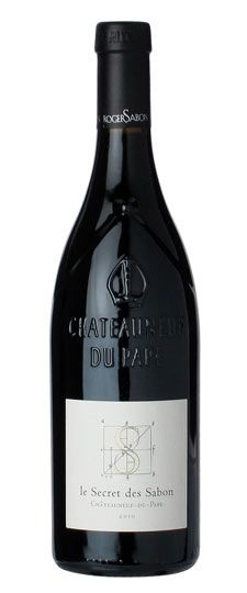 2009 Roger Sabon, Chateauneuf Du Pape Secret, 6x750ml
